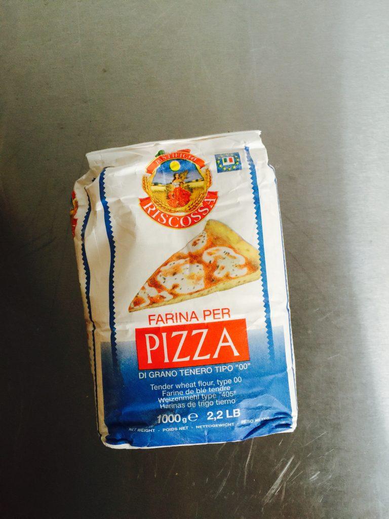 harina de pizza